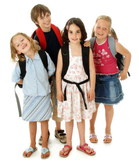 the history of childrens clothing