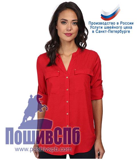 Блузки Женские Производство
