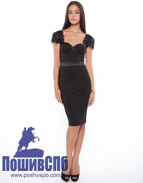 Женская одежда нарядное платье