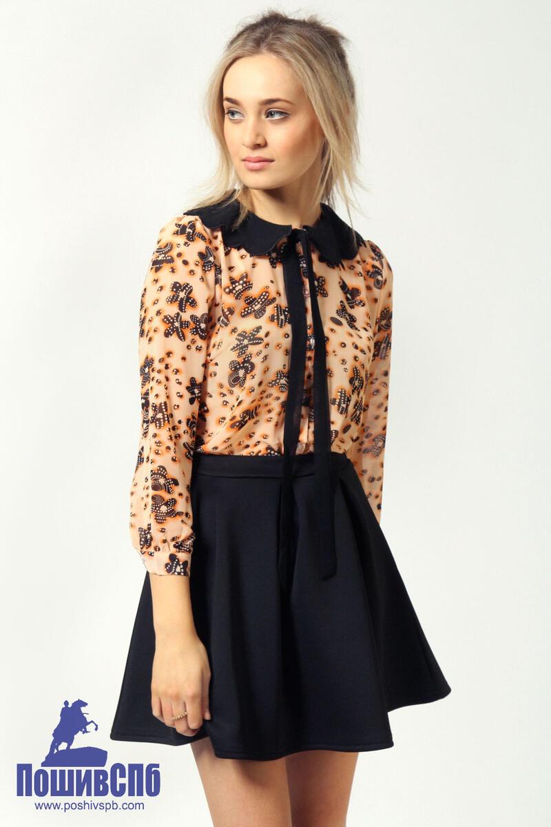 Женская одежда от российского производителя оптом
