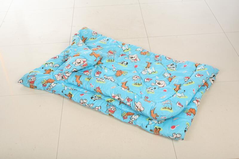 Одеяло из синтепона детское